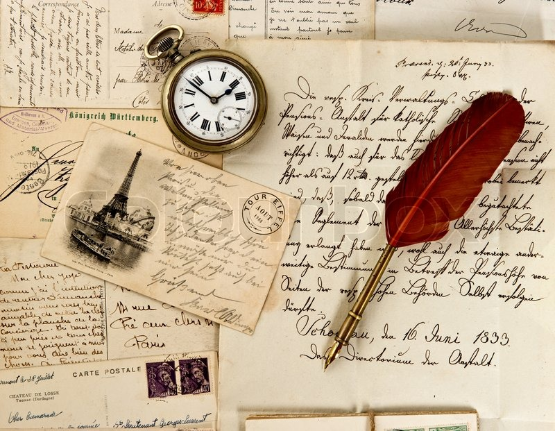 lost art of letter writing Letter writing is probably the most beautiful manifestation in human relations, john graham wrote to his wife elinor in 1958 in fact, it is its fines.