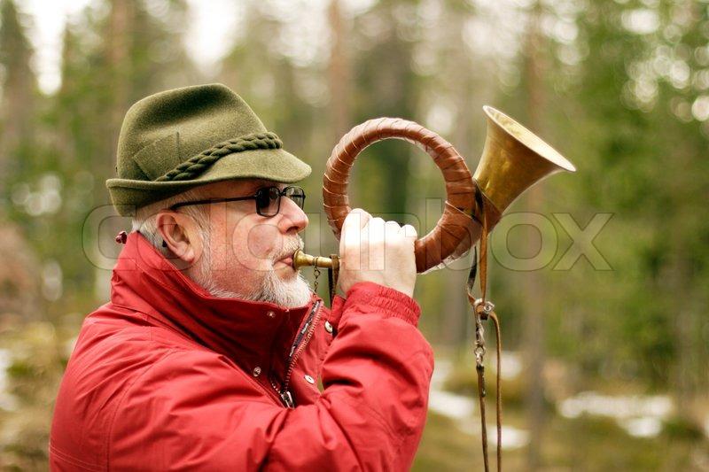 Image result for hunting horn instrument