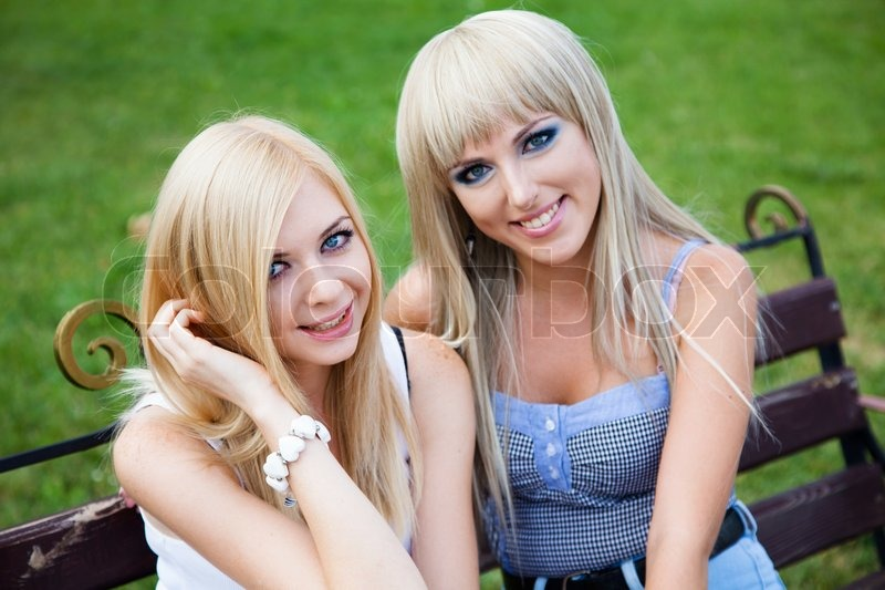 Consider, that young teen girl with friend precisely does