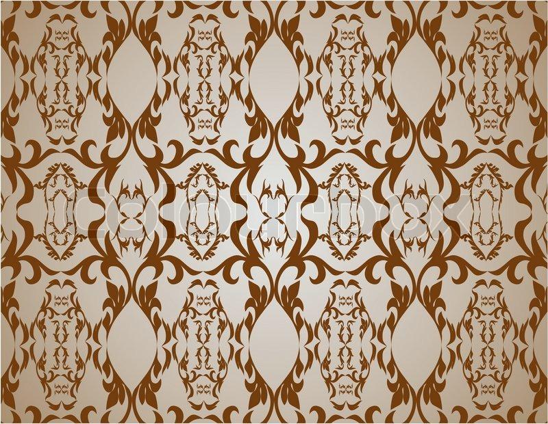 Vector Western Pattern , flower, vector, fabr...