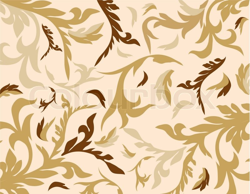 carpet pattern design. Old, Lux, Art, Silk, Leaf, Brown, Curve, Tiled, Retro, Wealt, Swirl, Style, Royal, Carpet, Damask, Flower, Vector, Fabric, Design, Plants, Ornate, Foliage, Carpet Pattern Design