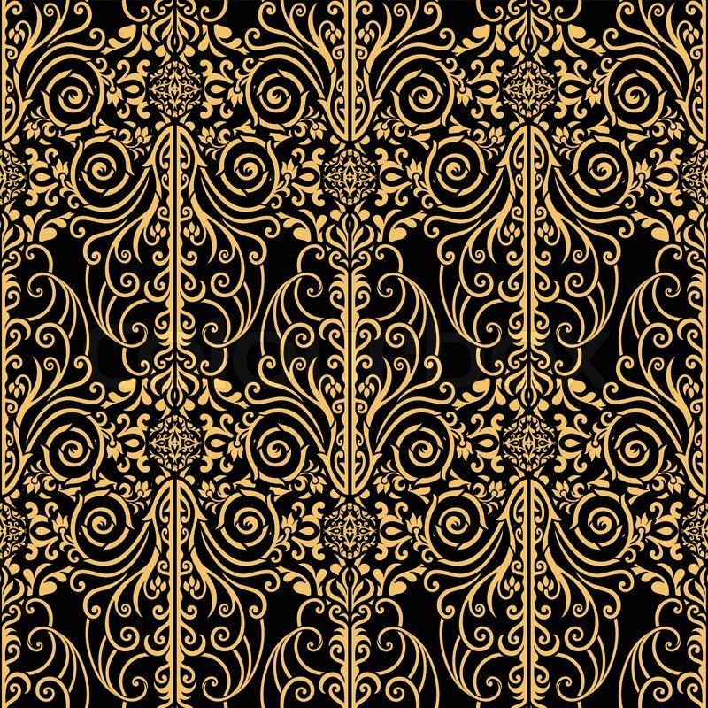 Arabesque design wallpaper joy studio design gallery for Arabesque style decoration