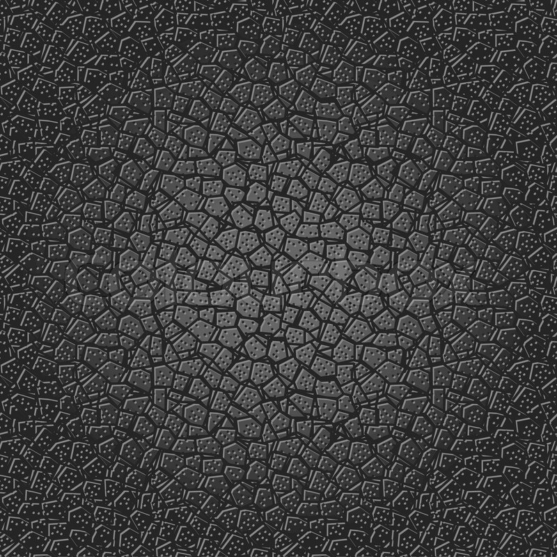 Leather Seamless Background Stock Vector Colourbox