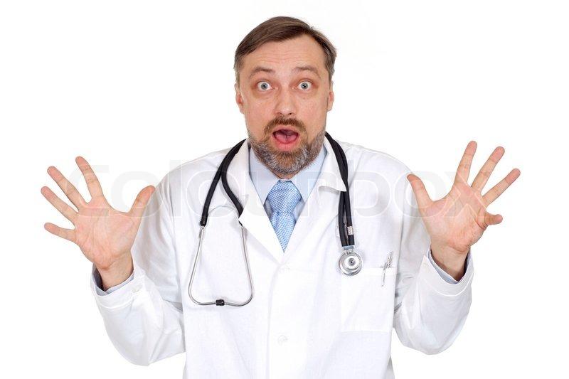 Image result for surprised doctor images