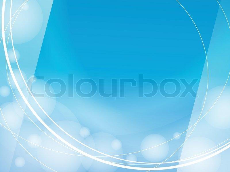 Light Green And Blue Background Design Blue Waves Light Design