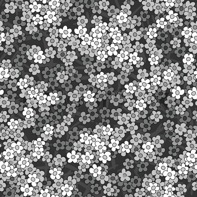 Seamless small white flowers pattern background stock vector seamless small white flowers pattern background stock vector colourbox mightylinksfo