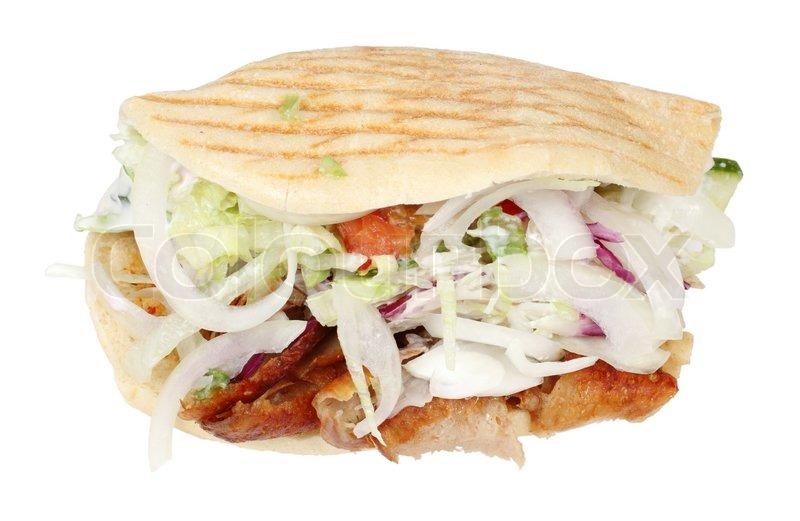 How To Make White Kebab
