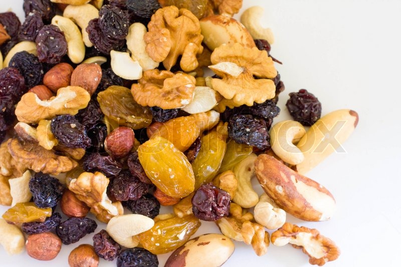 Dried Fruits And Nuts Image 4637328 on Us My Healthy Plate