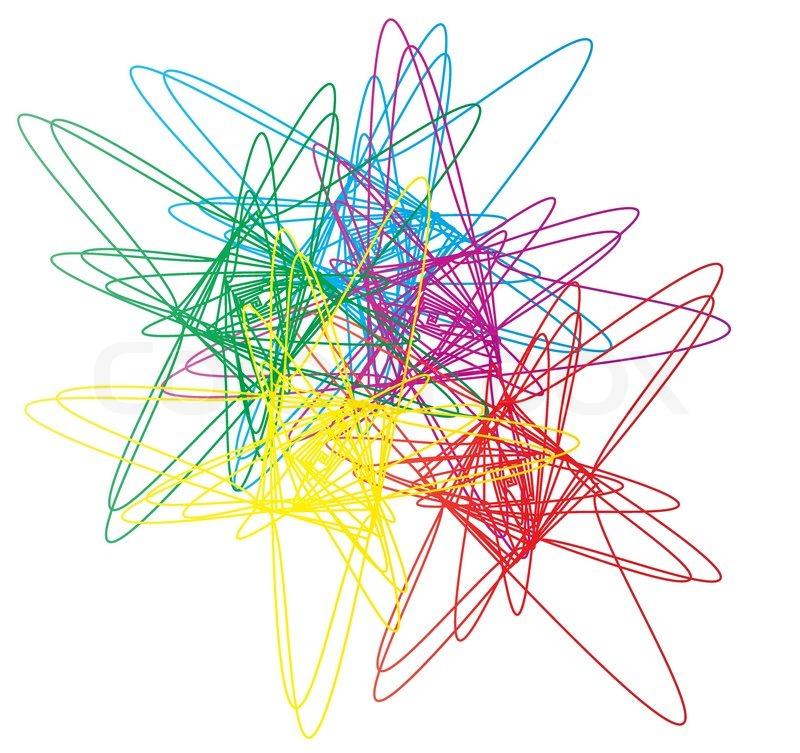 Mode geometrisch effekt vektorgrafik colourbox for Boden mode preview