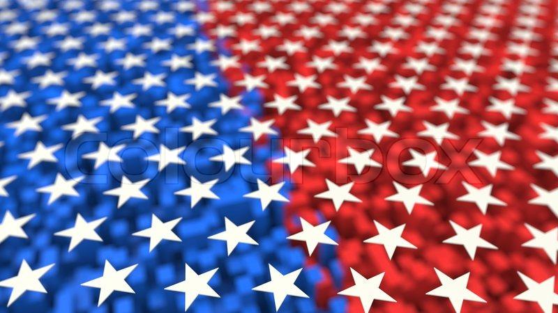 american flag theme background stock photo colourbox