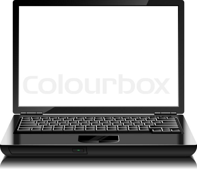 White laptop screen pixshark images galleries