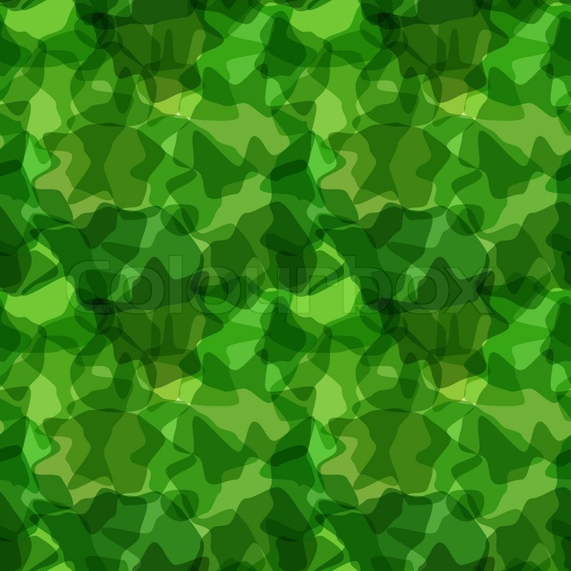 bright green camouflage