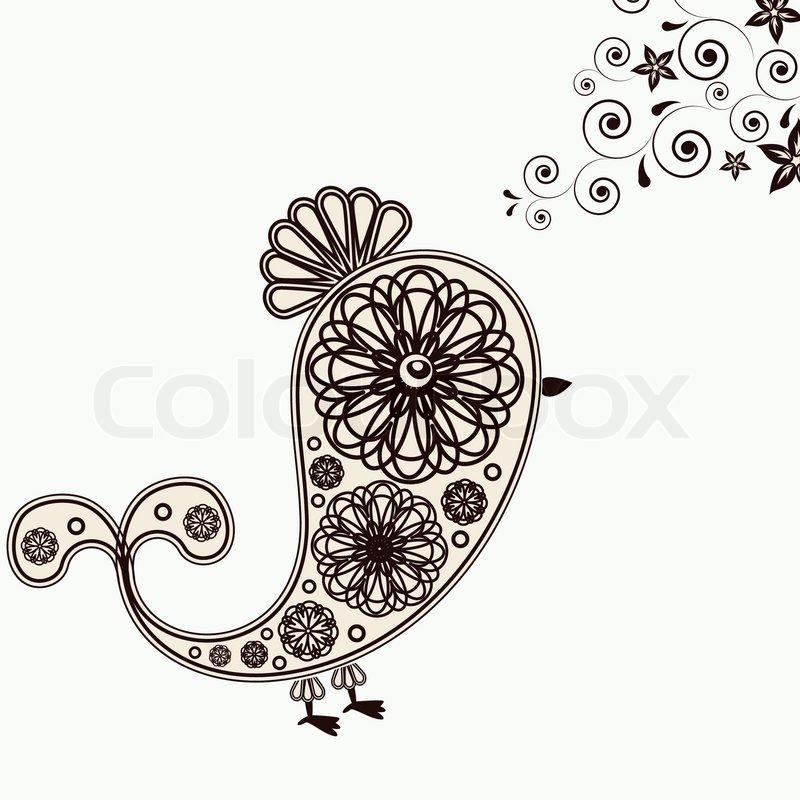 Dollar Design Elements With Bird Design Elements