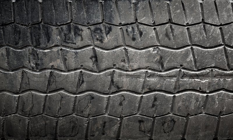Background Texture Of Car Tire Stock Photo Colourbox