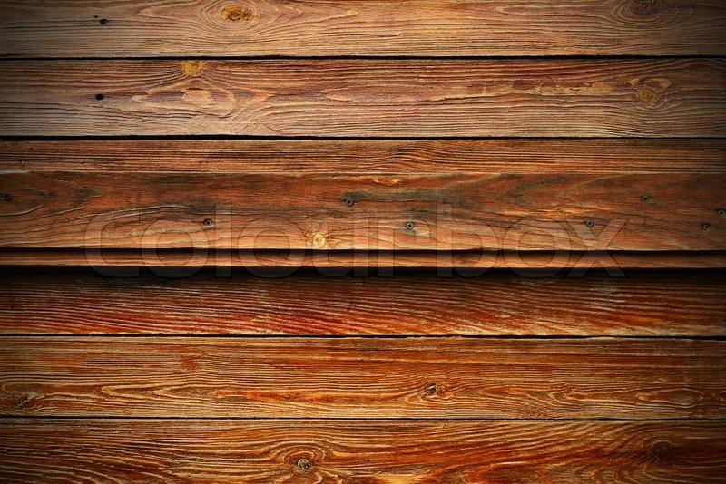 Vintage Holz-Hintergrund | Stockfoto | Colourbox