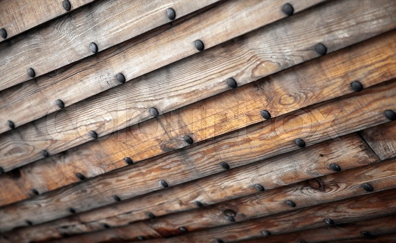 Old wooden ship hull texture   Stock image   Colourbox
