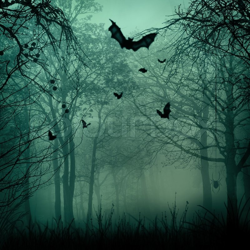 Abstract Halloween backgrounds with copy space for your design ...