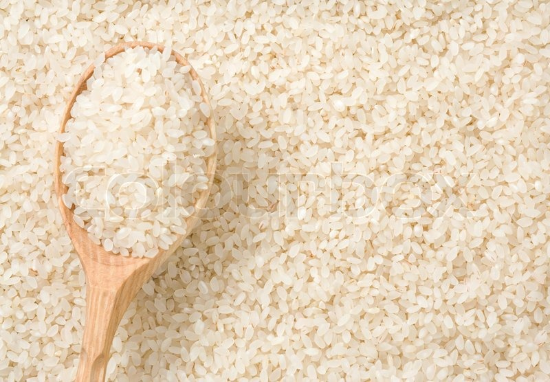 Natural Color Of Rice