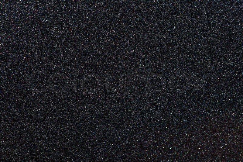 Black Paint Polish