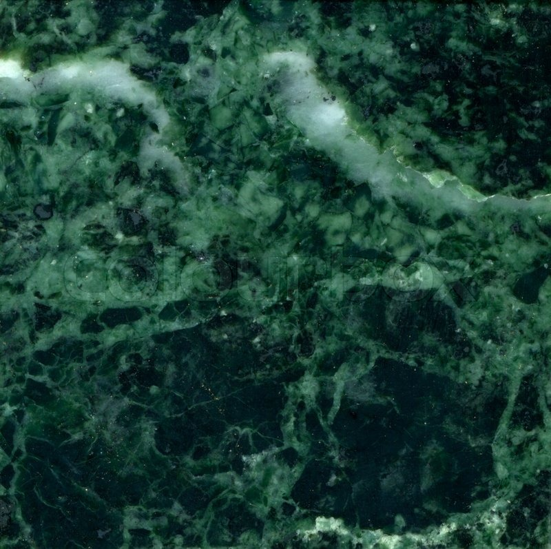 Abstract Full Frame Background Showing A Dark Green