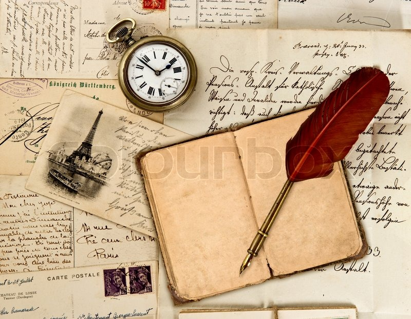 Image result for old letters