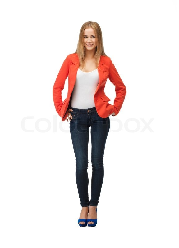 Casual clothes for young women