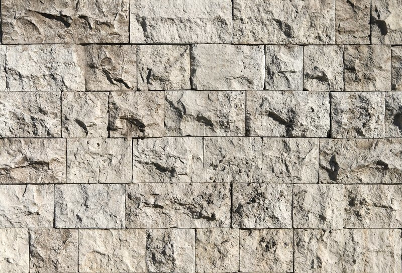 texture of a rough stone wall made with blocks stock photo colourbox