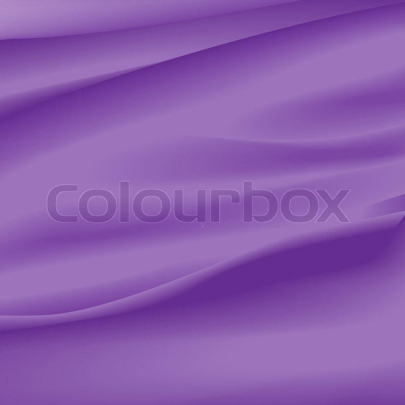 Purple Satin Background