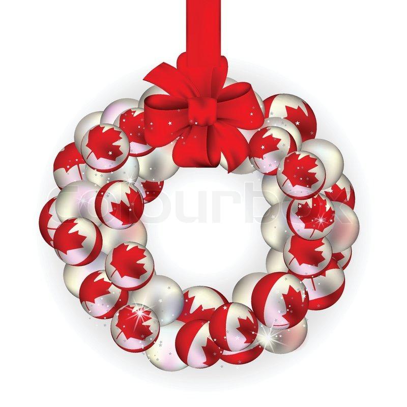 Leaf Christmas Ornaments