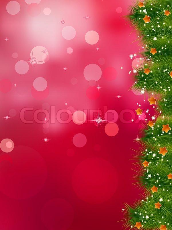 Funkelnden Lichtern und Sternen Weihnachten Eps 8 | Vektorgrafik ...