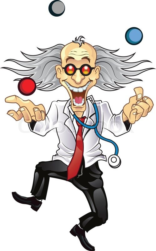 Image result for images of crazy professor