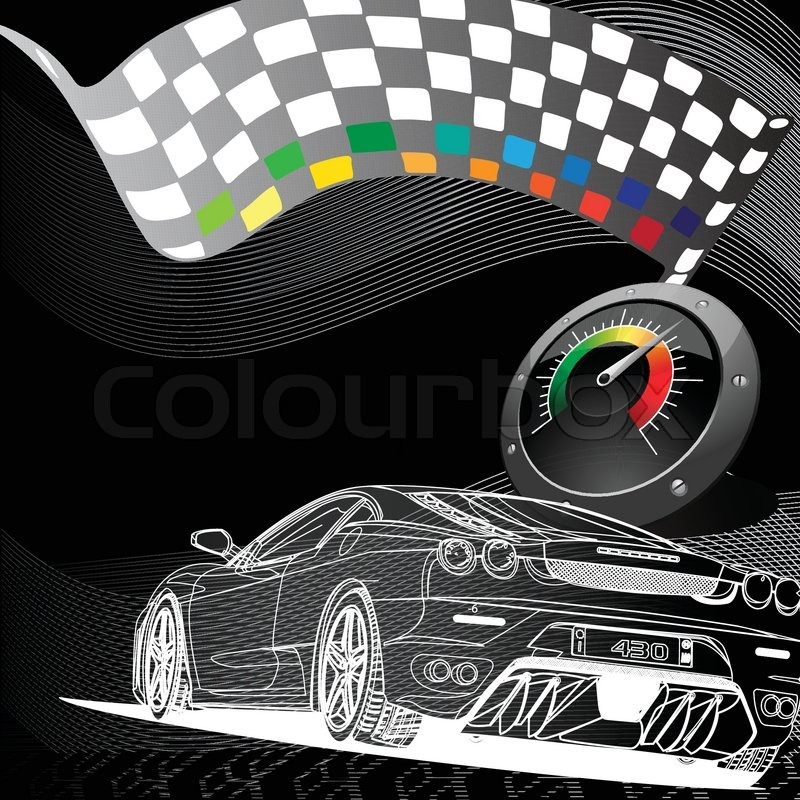 Formula 1 car pictures to colour in 11