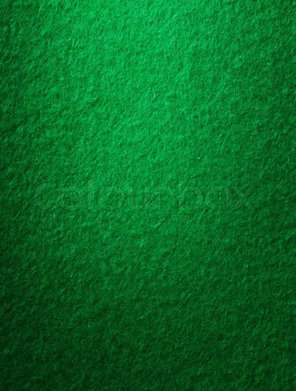 Texture Of Green Cloth Stock Photo Colourbox