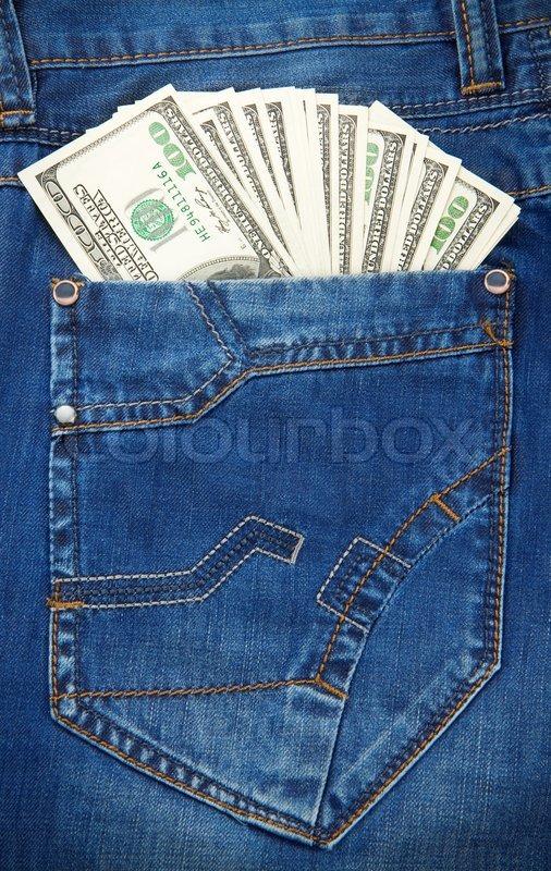 Jeans Back Pocket Texture Jeans pocket texture a...