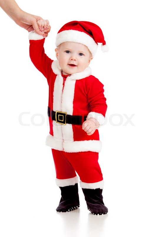 Костюм для ребёнка дед мороз своими руками