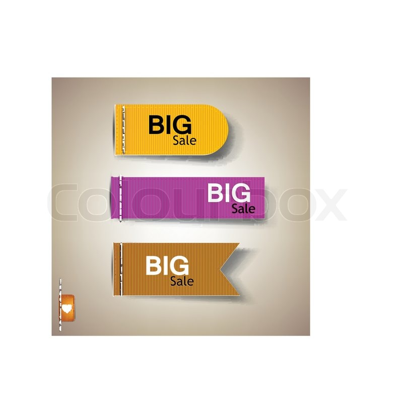 set of bubbles stickers labels tags vector template stock