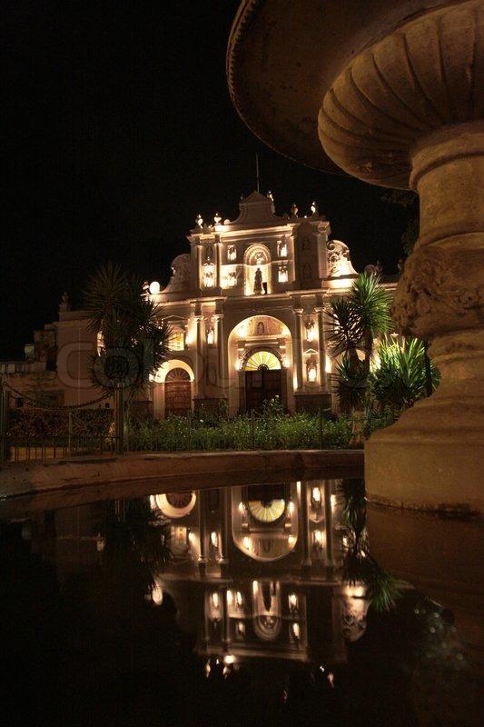 San Jose Catedral Antigua Guatemala Iglesia San José Catedral
