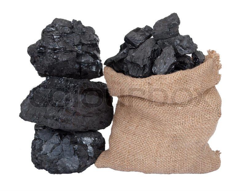 Картинки с углем в мешках