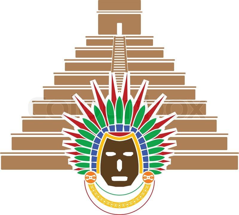 Similar Galleries: Aztec Pyramid Clipart , Aztec Pyramid Drawing ,