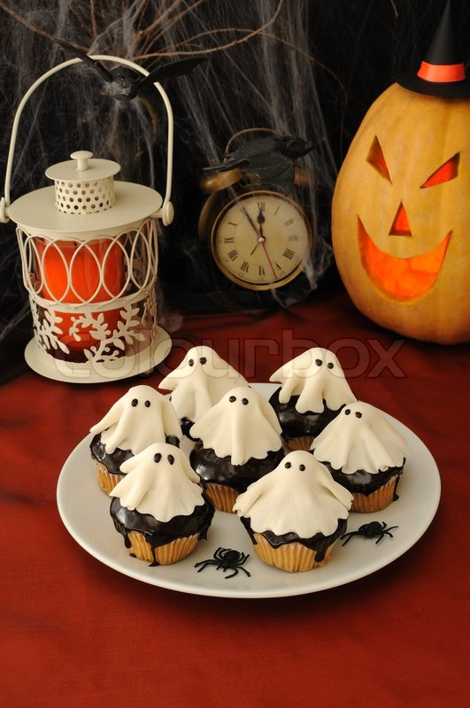 Stock image of 'Sweets for Halloween'