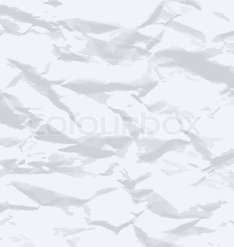 Grunge crumpled paper texture | Stock Vector | Colourbox