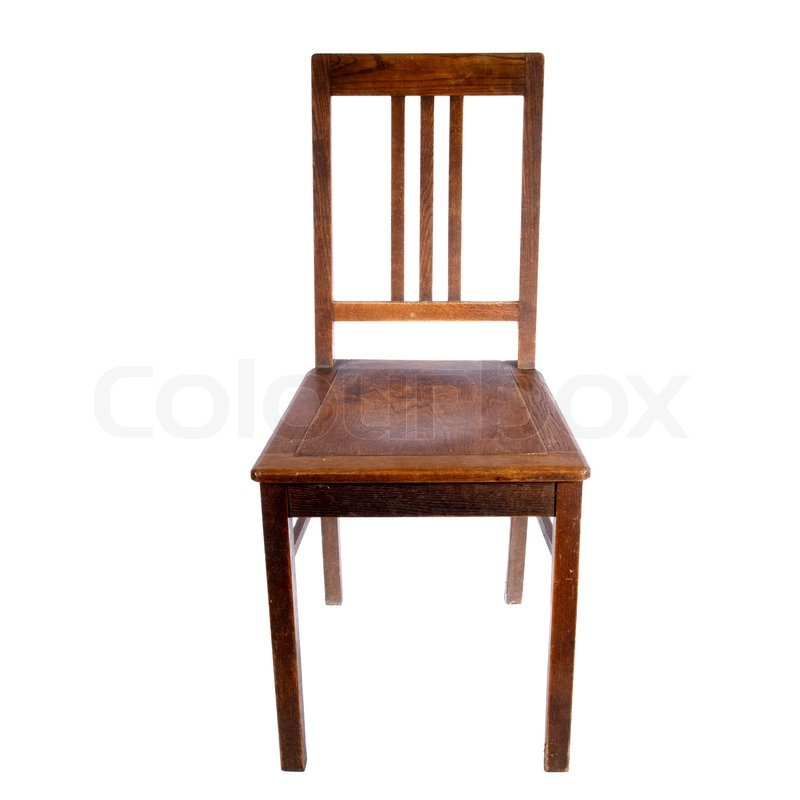 - Antique Chair Stock Photo Colourbox