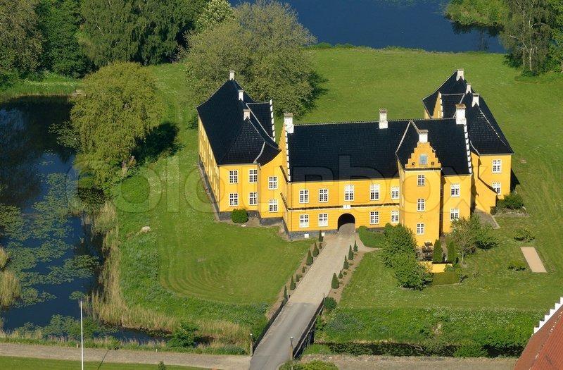 danske Slotte og Herregaarde