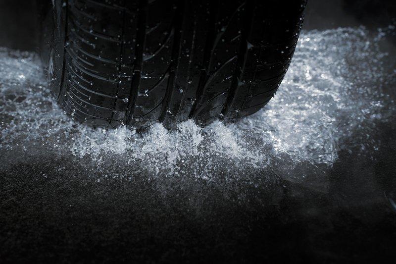 Best Tires For Rain >> Rain Tire | Stock Photo | Colourbox