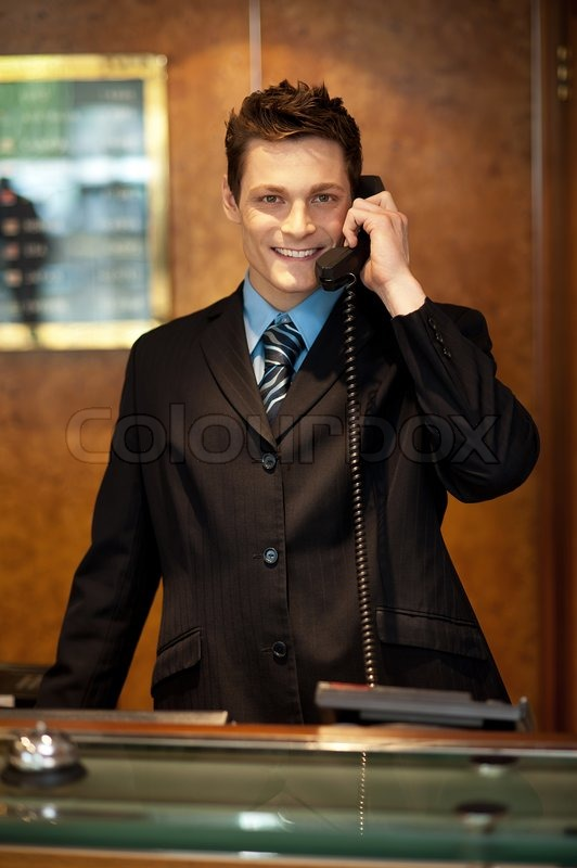 Image result for Front Office Executive male