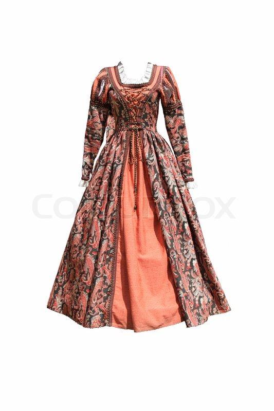 gammeldags tøj