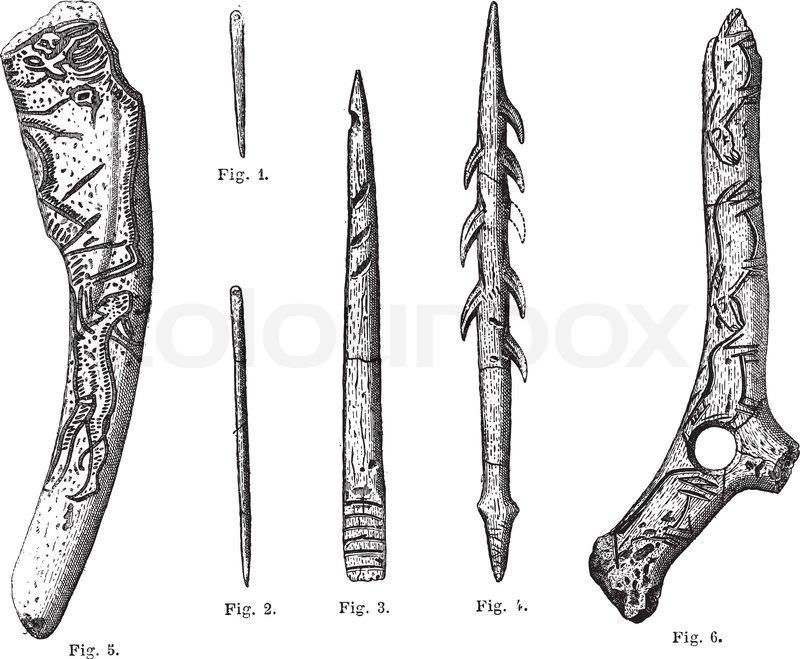 Magdalenian Tools and ...