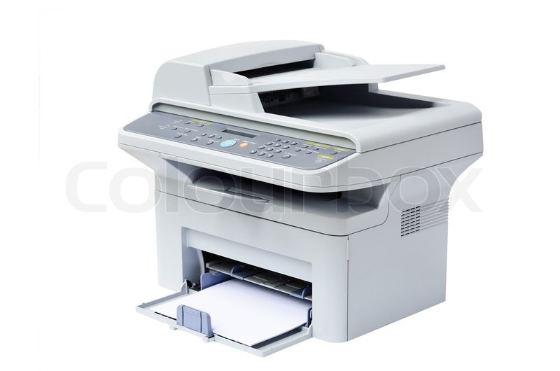 Fax scanner printer machine into all in one office - Best document scanner for home office ...