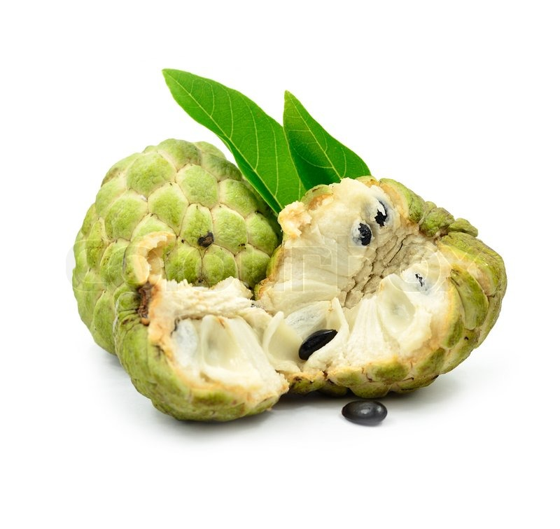 how to eat sweet sop