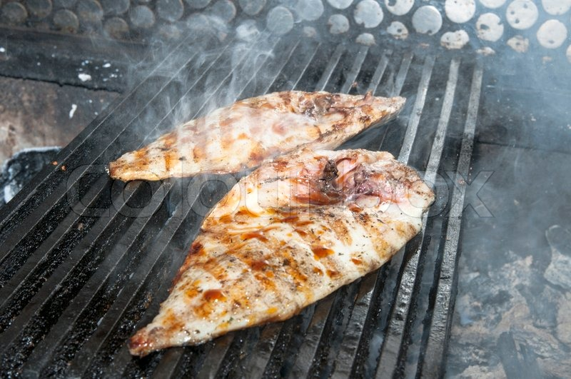 how to bake fish on the grill